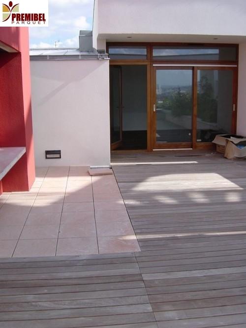 Lames de terrasse en ip cumaru garapa massaranduba teck for Parquet ipe exterieur